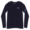 Men's All American Charter Series Versatile Long Sleeve Crewneck Shirt