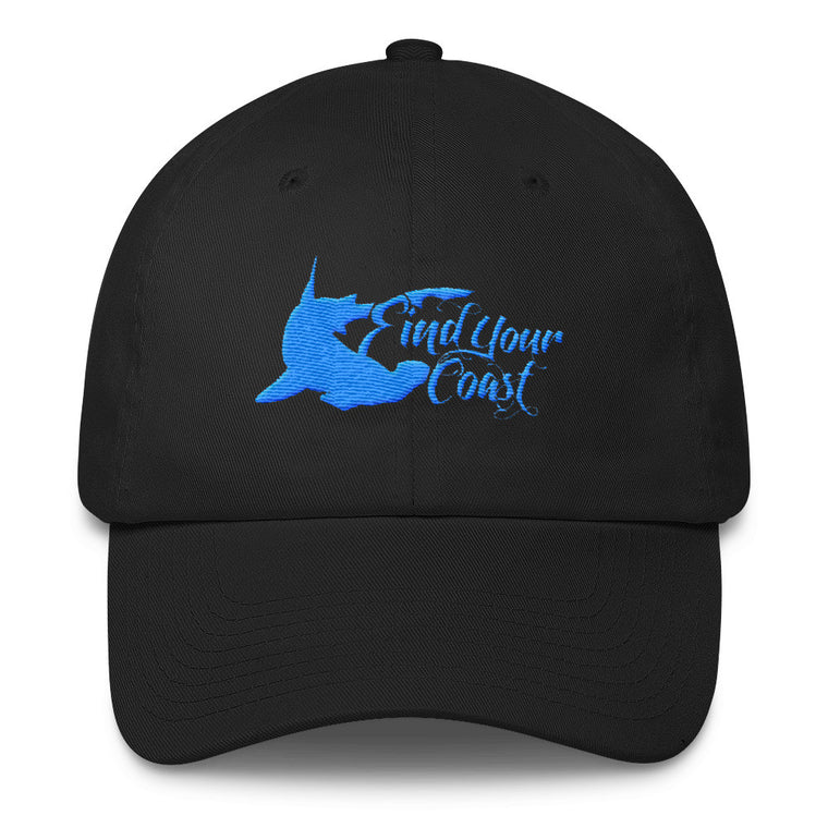 Chino Twill Hammerhead Cap (multiple colors) - FindYourCoast Apparel