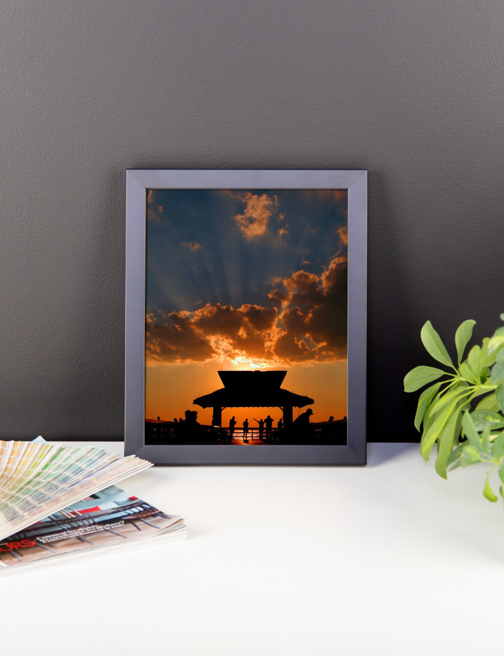 Rayss -  Framed photo paper poster - Find Your Coast Supply Co.