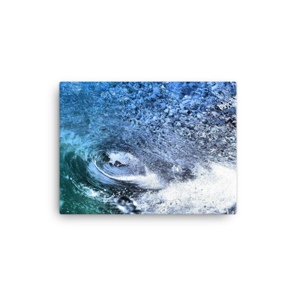 Thundercloud on Canvas - Find Your Coast Brand