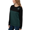 Women's Supply Co. Brushed Fleece Colorblock Sweatshirt - Find Your Coast Supply Co.