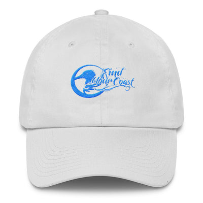 Chino Twill Flagship Find Your Coast Cap (multiple colors) - FindYourCoast Apparel