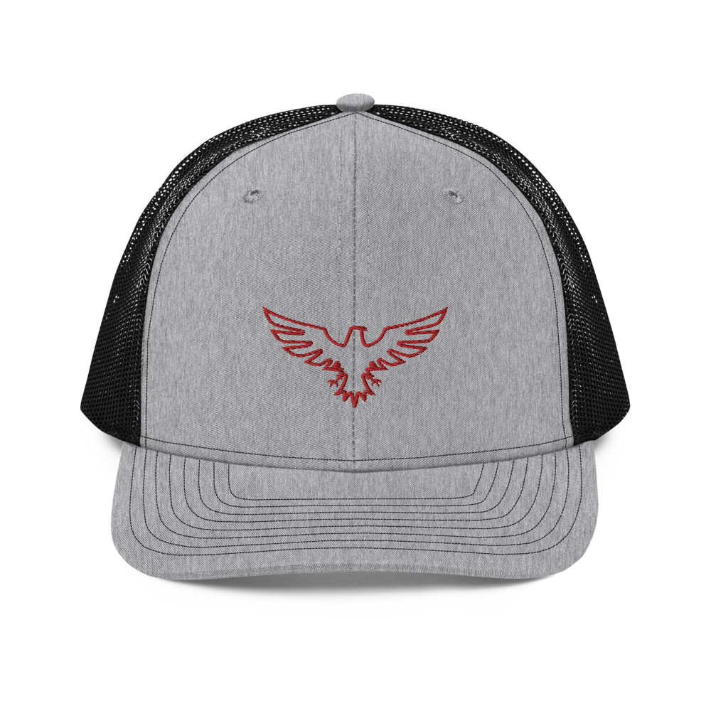FYC Logo Mesh Back Contrast Stitch Trucker Hat