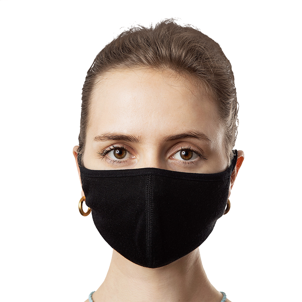 Reusable Antibacterial Face Masks (3-Pack)