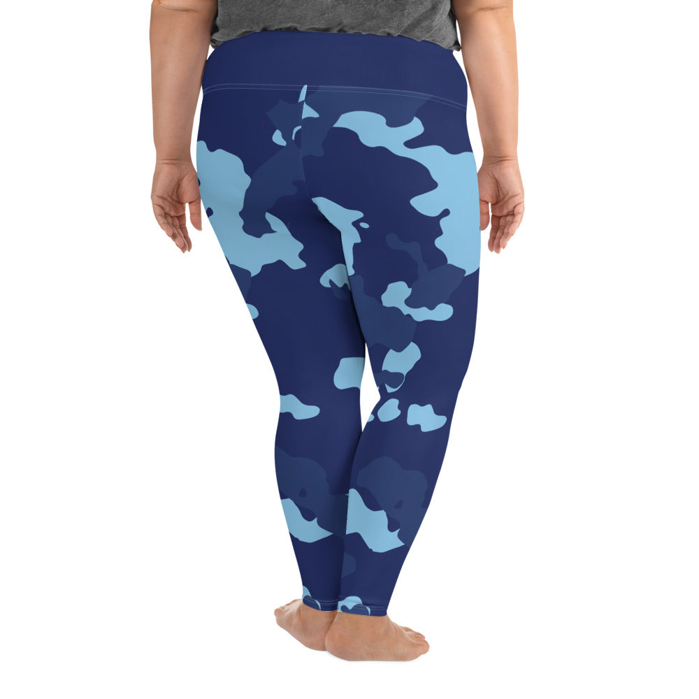 Find Your Coast Plus size leggings