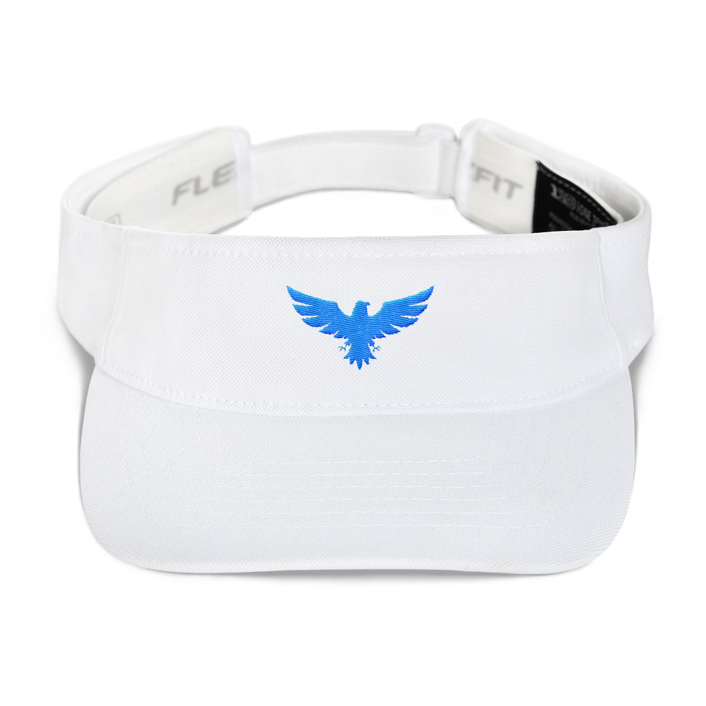 Find Your Coast Moisture Wicking Visor - Find Your Coast Supply Co.