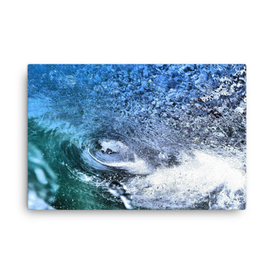 Thundercloud on Canvas - Find Your Coast Apparel