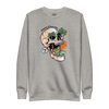 Men's FYC Rest in Paradise Classic Long Sleeve Fleece Pullover