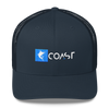 Blue Coast Series Fishing Trucker Cap - Find Your Coast Brand