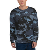 Men's Supply Co. Coast Camo Crewneck Sweatshirt - Find Your Coast Supply Co.