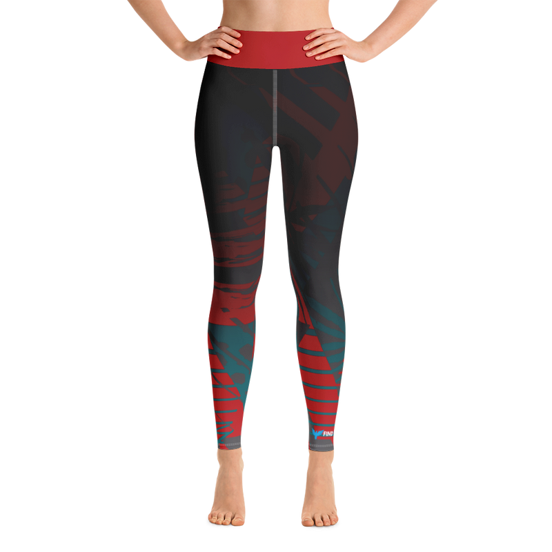 Women's Active Comfort Sport Nadine Leggings - Find Your Coast Brand