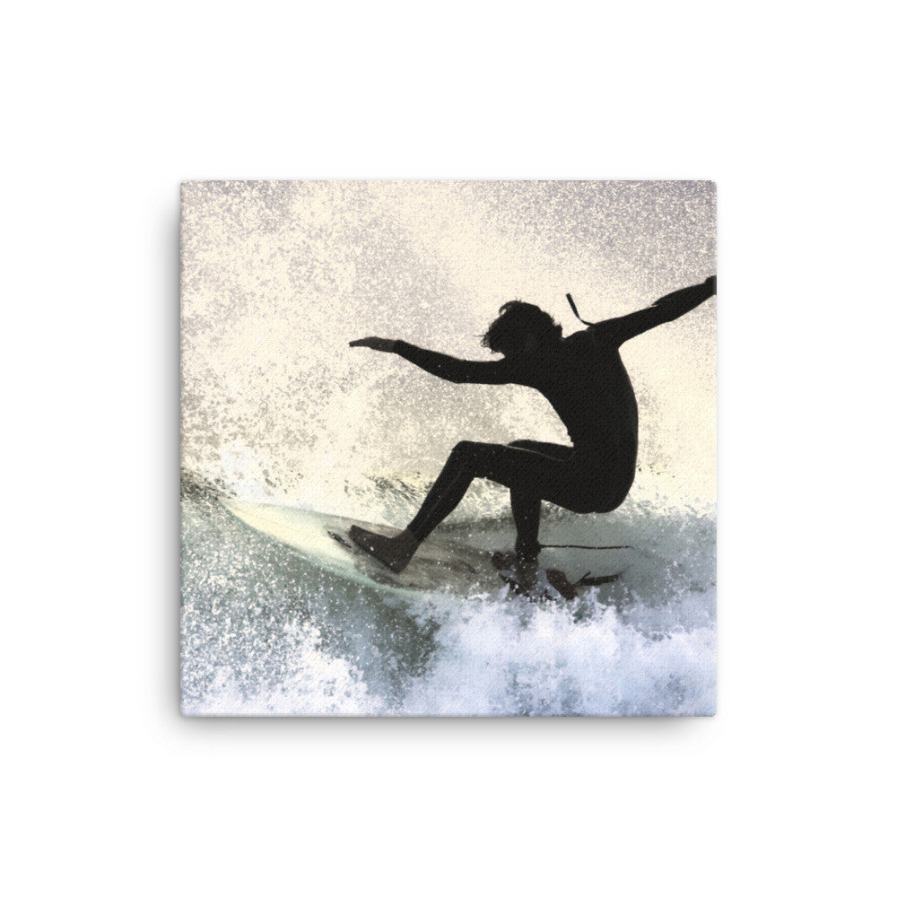 Surf Session - Canvas - Find Your Coast Supply Co.