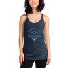 Women's Venture Club Racerback Triblend Tank Top - Find Your Coast Supply Co.