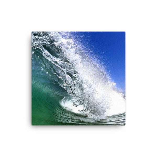 CoastalLife Swell on Canvas (large size selection) - FindYourCoast Apparel