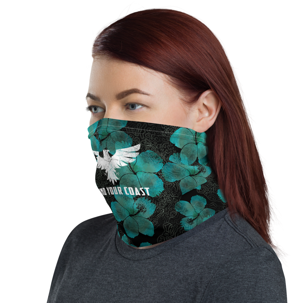 FYC Hula Bay Neck Gaiter
