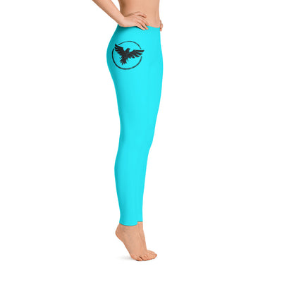 All Day Comfort Full Length Leggings Pacific Supply II - Find Your Coast Supply Co.