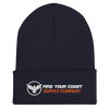 Find Your Coast Supply Company Cuffed Beanie - Find Your Coast Supply Co.