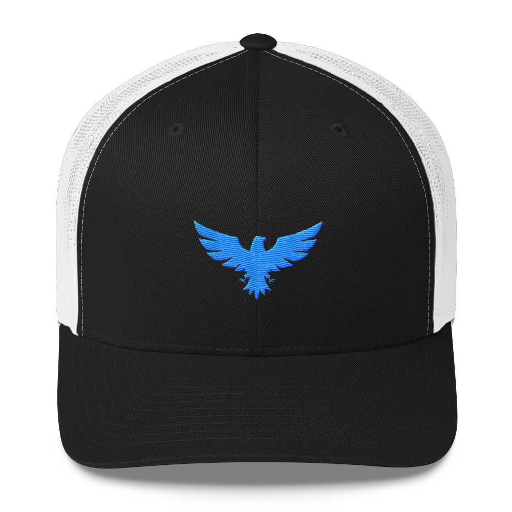 Find Your Coast Mid-Profile Trucker Hat - Find Your Coast Supply Co.