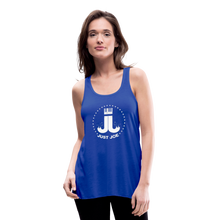 Load image into Gallery viewer, Just Joe Women's Tank - royal blue