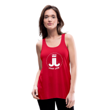 Load image into Gallery viewer, Just Joe Women's Tank - red