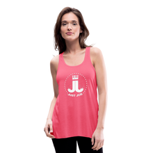 Load image into Gallery viewer, Just Joe Women's Tank - neon pink