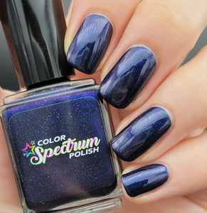 Color Spectrum Polish - A World at Play