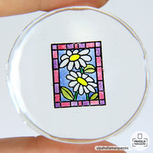 Load image into Gallery viewer, Apipila - Stained Glass Stamping Plate