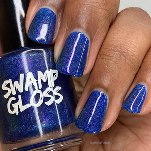 Swamp Gloss - Road to Nowhere - Overpour
