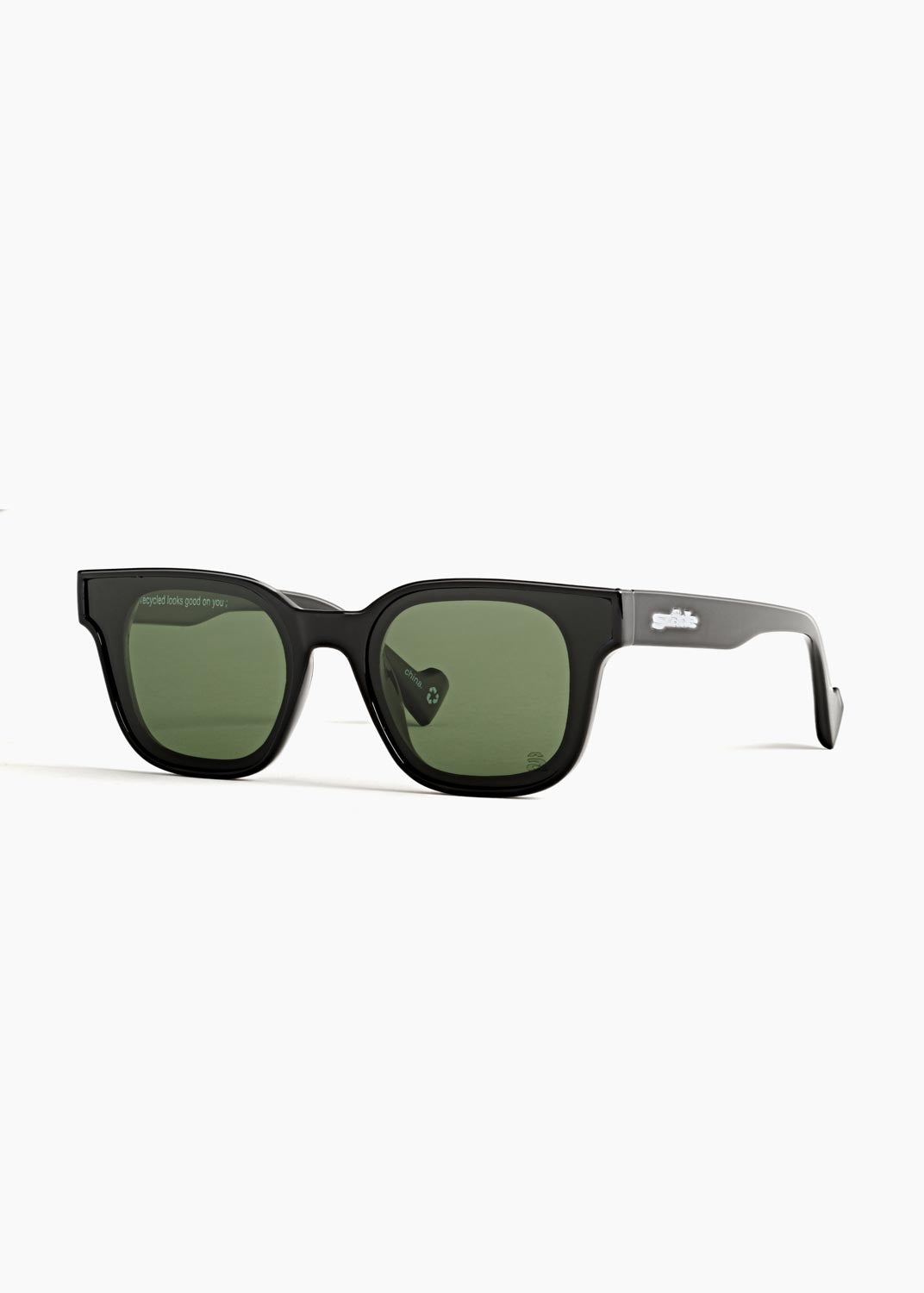 SZADE - Ellis - Elysium Black / Moss Polarised