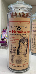 Hermitage Individual Incense - Sea Witch Botanical