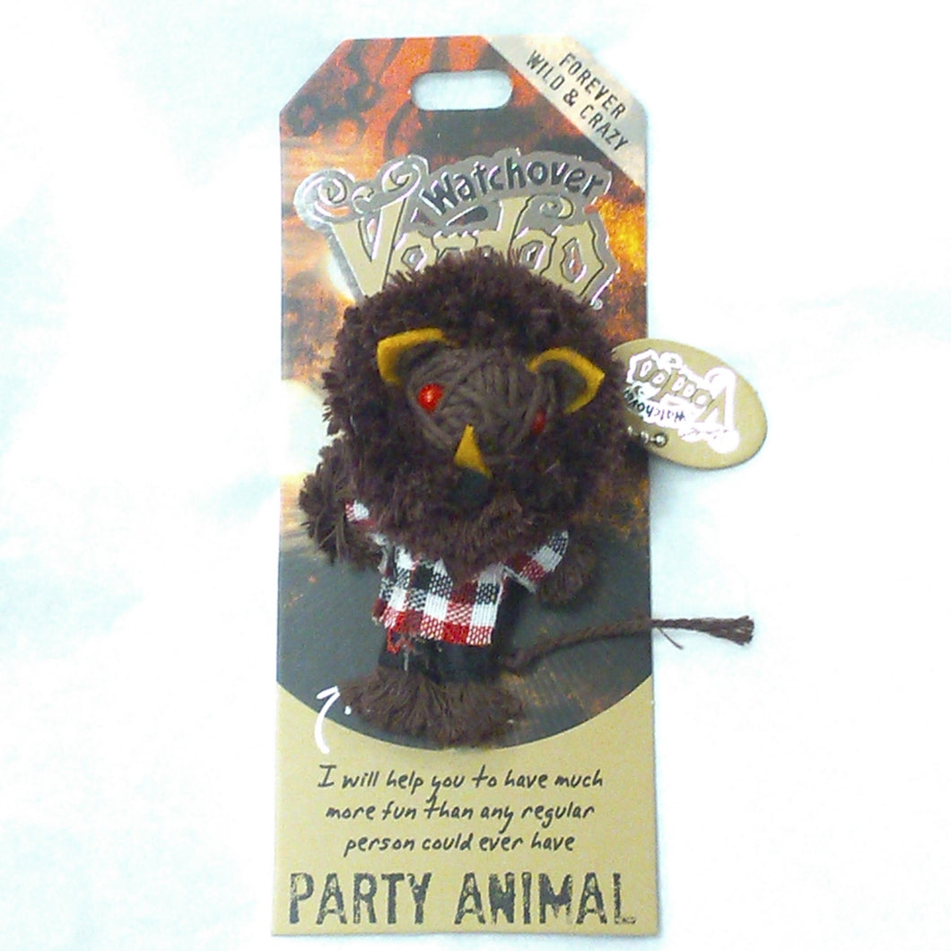 Voodoo Keychain - Party Animal