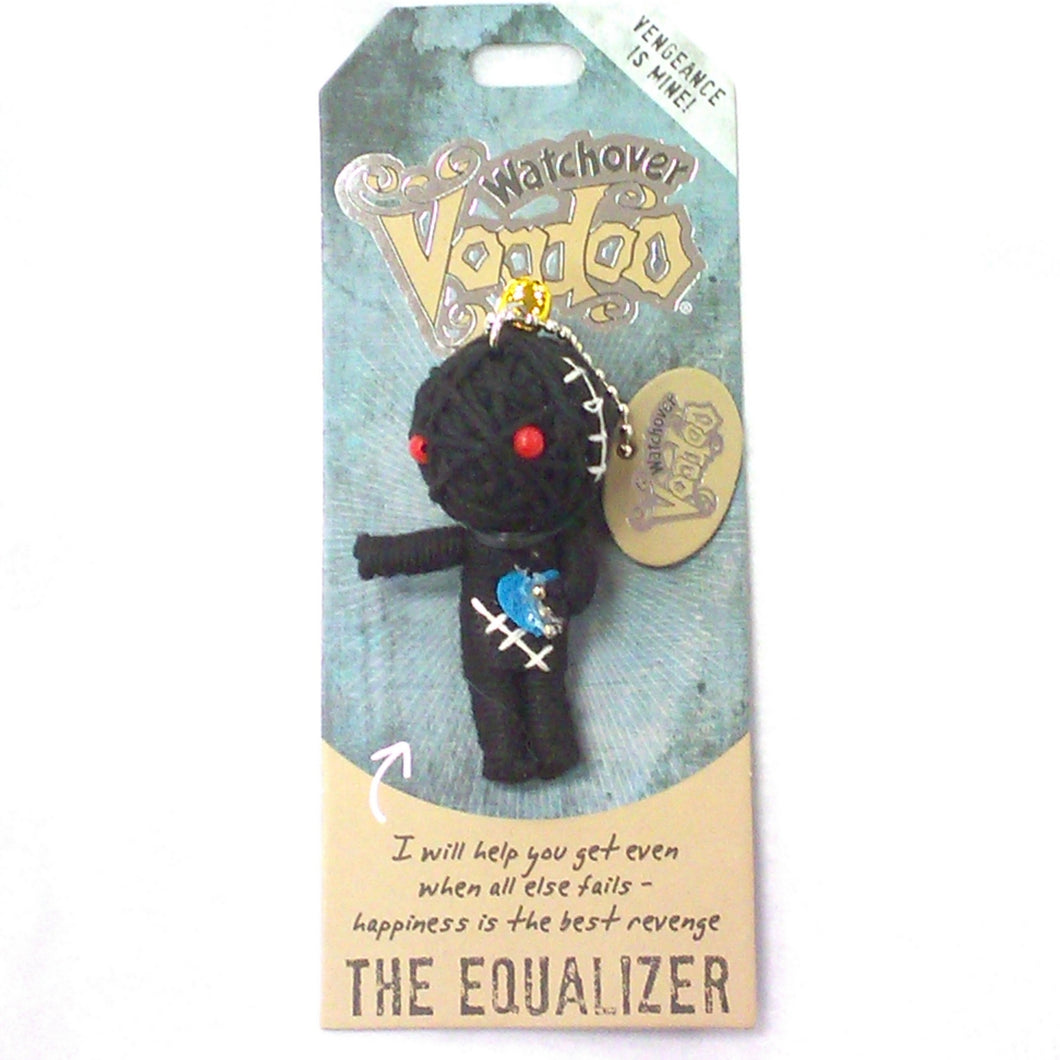 Voodoo Keychain - The Equalizer