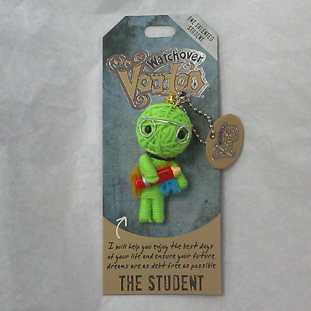 Voodoo Keychain - The Student