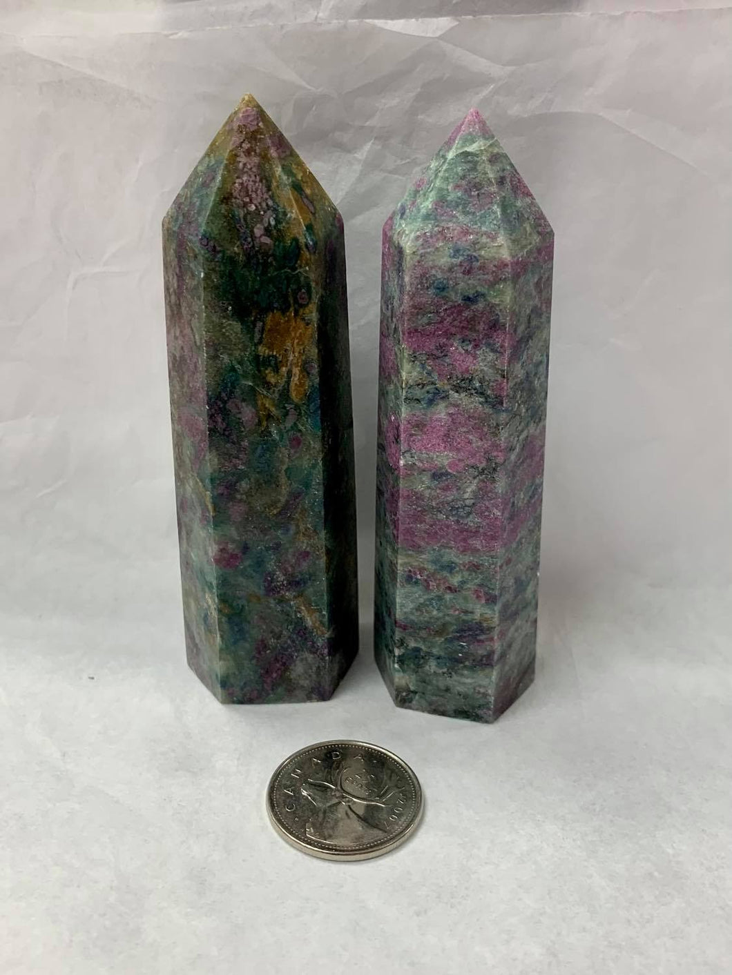 Ruby and Kyanite Tower