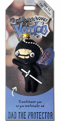 Voodoo Keychain - Dad the Protector