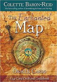 The Enchanted Map Oracle Cards- Colette Baron-Reid