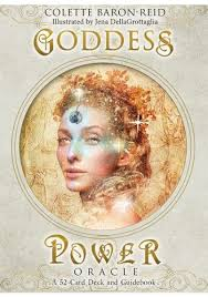 Goddess Power Oracle Small version