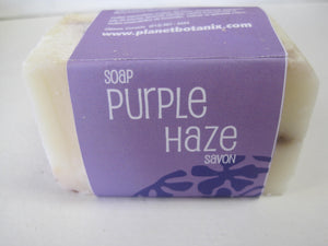 Purple Haze Soap