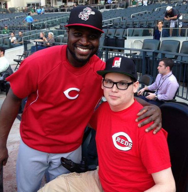 #TBT: How I Met Brandon Phillips