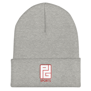 Red outline Beanie