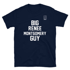 Big Renee Montgomery Guy - Connecticut Edition