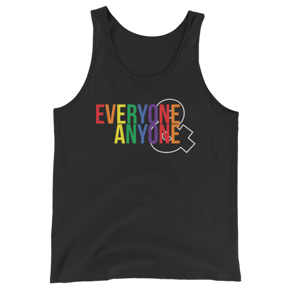Everyone & Anyone - Black Tank