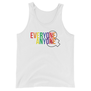 Everyone & Anyone - White Tank