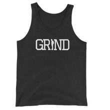 Load image into Gallery viewer, GRIND - Black Tank Top