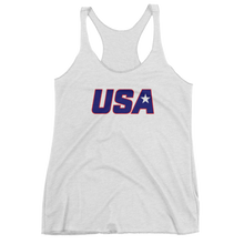 Load image into Gallery viewer, America Women's tank top