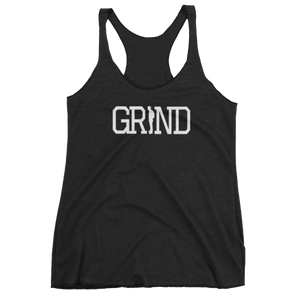 GRIND - Black Women's tank top