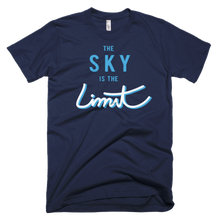 Load image into Gallery viewer, The Sky is the Limit - Navy