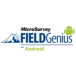 MicroSurvey FieldGenius Logo