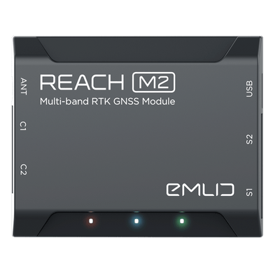 Emlid Reach M2 Multi-band RTK GNSS Module
