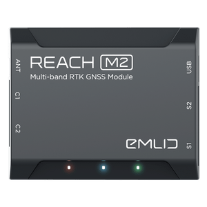 Reach M2 with GNSS Antenna